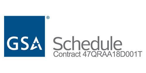 GSA Schedule Contract 47QRAA18D001T