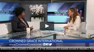 Worldwide Business with kathy ireland<sup>®</sup> Explores Forward-Thinking Management Consulting with Crowned Grace